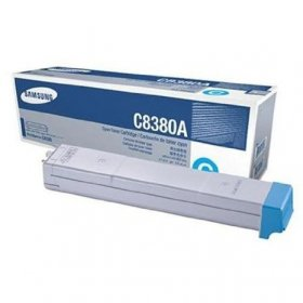 Samsung CLX-C8380 High Yield Cyan Toner Cartridge CLX-C8380A