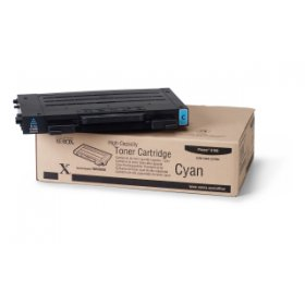 Xerox Phaser 106R00680 Cyan Toner Cartridge 106R00680