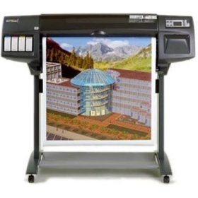 "HP 36"" DesignJet Plotter 1050C RECONDITIONED C6074A"