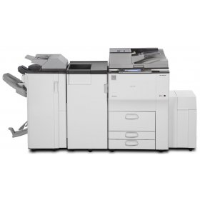 Ricoh Aficio MP 7502 Multifunction B&W Printer MP 7502
