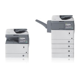 Canon ImageRunner 1730iF Black & White Copier 4745B011AA
