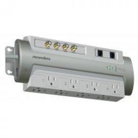 Panamax PM8-AV Powermax 8 Outlet Surge Protector PM8AV