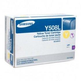 Samsung CLT-Y508L Yellow Toner CLTY508L