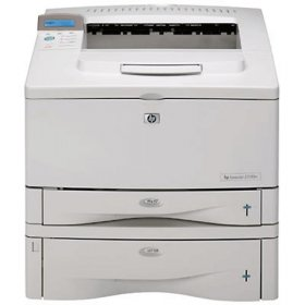 HP LaserJet 5100DTN Laser Printer RECONDITIONED Q1862A
