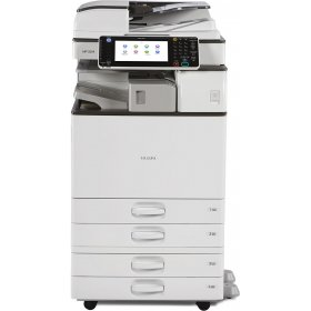 Ricoh Aficio MP 2554 Multifunction B&W Printer MP 2554