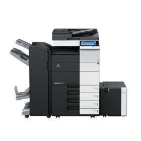 Konica Minolta Bizhub C454e Color Copier / Printer / Scanner bizhubC454e