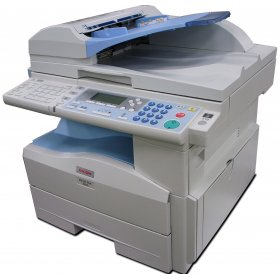 Ricoh Aficio MP 201SPF Digital Copier 415652
