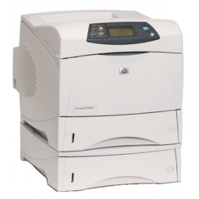 HP LaserJet 4300DTN Laser Printer RECONDITIONED q2434a