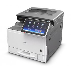 Ricoh Aficio MP C306SPF MultiFunction Color Printer 417333