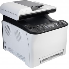 Ricoh Aficio SP C252SF Multifunction Color Printer 407525