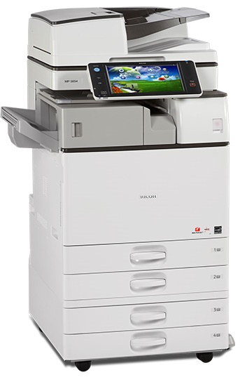 Ricoh MP 5054 Printer PCL 5e Drivers Windows