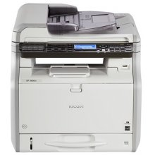 Ricoh Aficio SP 3600SF MultiFunction B&W Copier SP3600SF
