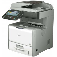Ricoh Aficio SP 5210SFG Multifunction B&W Printer