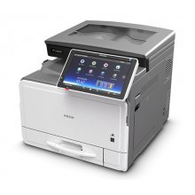 Ricoh Aficio MP C306SPF MultiFunction Color Printer