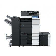 Konica Minolta Bizhub C454e Color Copier / Printer / Scanner