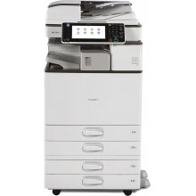 Ricoh Aficio MP 3554 Multifunction B&W Printer