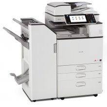 Ricoh Aficio MP 2554 Multifunction B&W Printer