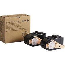 Xerox Phaser 106R02605 Black Toner Cartridge Package 106R02605